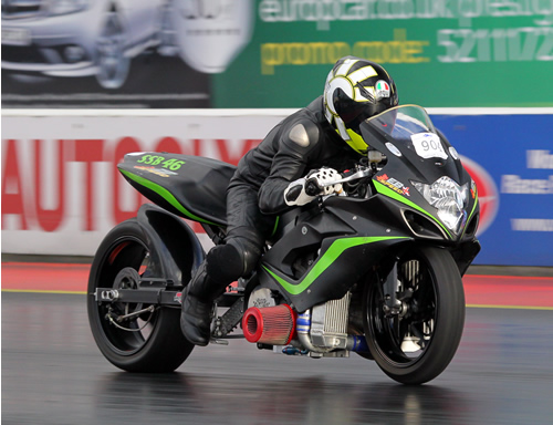 Ebspeed Suzuki Pro Street Drag Racing
